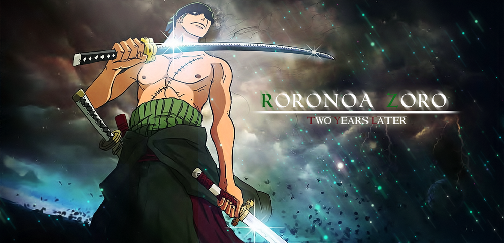 Retour PersoZoro New World Wallpaper