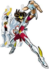 chevalier du zodiaque personnage